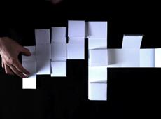 Labyrinthe de papier #1
