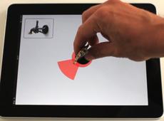 Reconnaissance de pion sur tablette #2